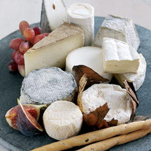 cheese plate / plateau fromage